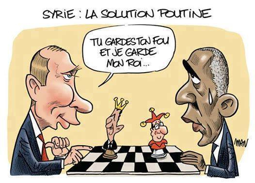 Poutine Obama