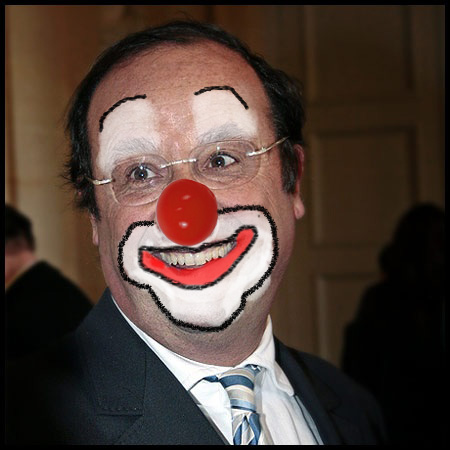 clown maléfique