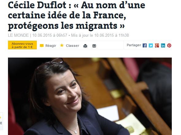 duflot