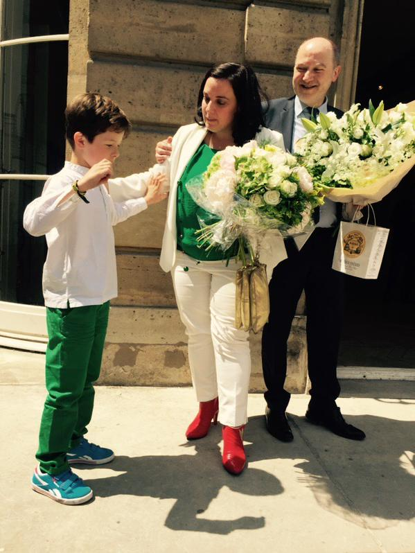 blog -Cosse E mariée à D. Baupin eelv-full